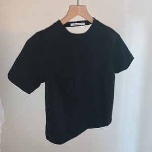 Backless T by Alexander Wang T-shirt